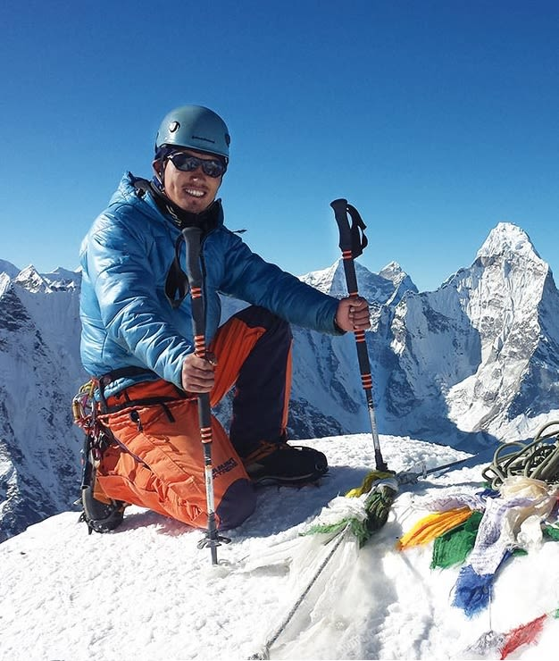 奧地利 Komperdell 登山杖